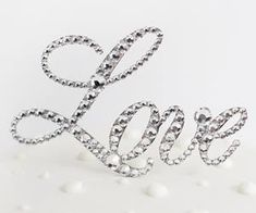 brilliant love by josephine Looking For Love, All You Need Is Love, Black Tie Affair, Wedding Cake Decorations, Wedding Cakes, Love My Husband, Silver Christmas, All That Glitters, Love Letters