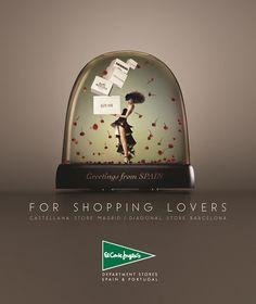 Campaña For Fashion Lovers de El Corte Ingles Post producción Imagedit Estudio Spain And Portugal, Loewe, Department Store, Madrid, Advertising, Shopping, Studio, Commercial Music