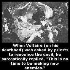Voltaire - ENTP