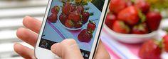 Schnelles Geld verdienen: Handy-Fotos als Nebenjob. Siehe Link