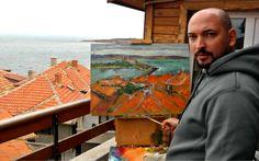 Artistul față cu literatura. De vorbă cu Laurențiu Midvichi Artist, Literatura, Artists