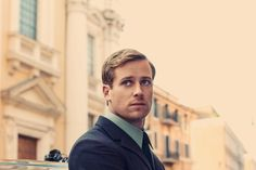 Me, before seeing Man From UNCLE: What's the big deal with this Armie Hammer guy?  Me, ten minutes into the movie: Ohhhhhhhhh.