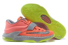 """Discover the Nike Kevin Durant KD 7 VII Degrees"""" Bright Mango/Space Blue/Light Magnet Grey For Sale Authentic collection at Pumarihanna. Shop Nike Kevin Durant KD 7 VII Degrees"""" Bright Mango/Space Blue/Light Magnet Grey For Sale Au Jordan V, Nike Michael Jordan, Jordan Retro, Kevin Durant, Puma Shoes Online, Mens Shoes Online, Sandals Online, Nike Zoom, Gray"""