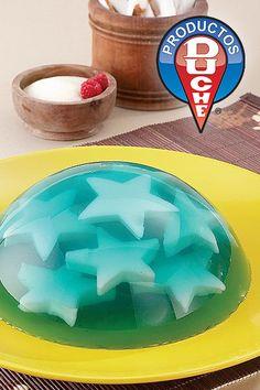 Estrellas de coco