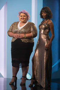 Check out Ashley Nell Tipton's look from this week!