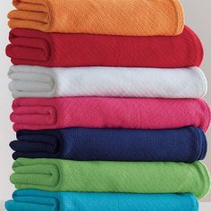 Kids Classic Cotton Blanket