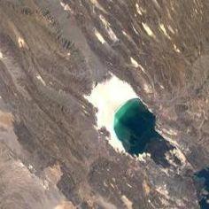 Lake Assal, Djibouti.