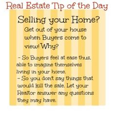 Home Selling Real Estate Tips when you're getting ready to sell a home in Boca Raton and Coral Springs Florida and anywhere in South Florida! Real Estate Articles, Real Estate Information, Real Estate Tips, Selling Real Estate, Real Estate Sales, Real Estate Marketing, Boca Raton Real Estate, Las Vegas, Real Estate Humor