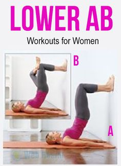 Lower #Ab_Workouts for Women.