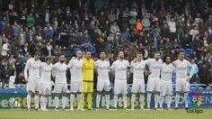 05/14/2016 . . . An emotional minute's silence at Riazor in memory of victims of the attack on a @realmadrid Peña in #Iraq . . . ○● ●○ ○● ●○ ○● . #RMCF #HalaMadrid #LosBlancos #RealMadrid #RMFans #Madridista #HalaMadridYNadaMas #Merengue #RMliga #Madridismo #CR7 #Zizou #RMCity #RMUCL #GB11 #Spain #SantiagoBernabeu #BBC #Zidane #Cristiano #Ronaldo #CristianoRonaldo #GarethBale #Bale #RMadrid
