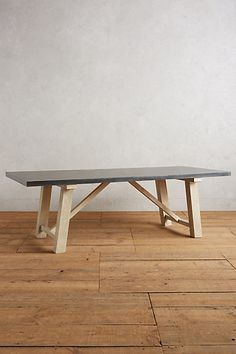 Laurier Dining Table  #anthropologie