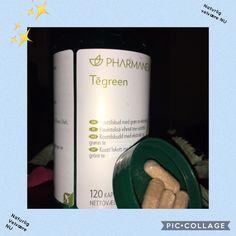 Kosttilskud med ekstrakt af grøn the som beskytter kroppen, ved at styrke dens naturlige forsvar, mod de frie radikaler, forårsaget af forurening stress og rygning
