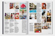 music magazine layout inspiration - Google Search