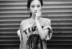 Baek sumin #ulzzang #korean #style