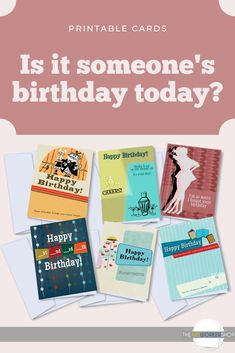 Birthday cards offering a range of special birthday wishes, for different personality types. Special Birthday Wishes, It's Your Birthday, Birthday Cards, Printable Cards, Printables, Different Personality Types, Pretty Images, How To Make Paper, Folded Cards
