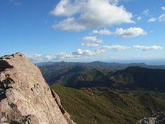 Hiking Mishe Mokwa Trail to Tri-Peaks and Sandstone Peak