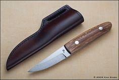 Stuart Barker Knives