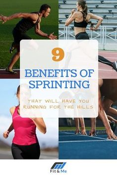 If you have never thought about sprinting training, you might be willing to reconsider after you read what we have to say about the benefits of sprinting!