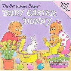 The Berenstain Bears' Baby Easter Bunny ( The Berenstain Bears) (Paperback) by Jan Berenstain