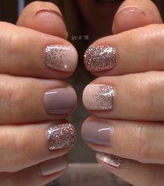 How to choose your fake nails? - My Nails Navy Nails, Pink Nails, Nail Swag, Nail Color Combos, Nail Colors, Cute Nails, Pretty Nails, Nail Art Designs, Clear Acrylic Nails