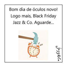 Black Friday de VERDADE? Aguarde a JAZZ FRIDAY! Divulgação ao longo do dia  #soujazz #sunglasses #eyewear #lojajazz #shades #style #ootd #goiania
