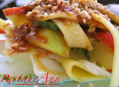 Rujak. Hot and sexy Food from Indonesia
