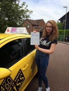 KISS Driving Instructor Michelle Rosen in Basingstoke, Hampshire - Beckii | KISS Drive