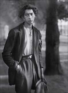 August Sander Gipsy 1930