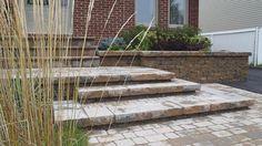 aménagement d'une façade avec marches Photos, Outdoor Structures, Home, Decor, Gardens, Front Yards, Garden Landscaping, Landscape Planner, Pictures