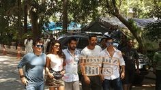 PHOTOS: Dishoom Shooting Wraps Up with Starcast in Stunning Style