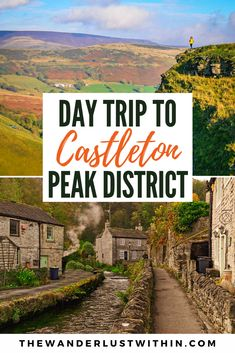 Things to do in Castleton, Peak District National Park England in one day. Including Peak District walks - Mam Tor and Winnats Pass, where to stay in Castleton Derbyshire and the best photography spots in Peak District England. Travel Tips England, London England Travel, Brighton England, Oxford England, Cornwall England, Yorkshire England, Yorkshire Dales, England Uk, Landscape Photography Tips