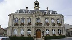 La mairie.Cormicy