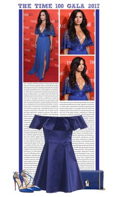 """""""#1517 (Demi Lovato)"""" by lauren1993 ❤ liked on Polyvore featuring Oris, GALA, Dolce&Gabbana, Topshop and Christian Louboutin"""