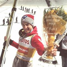 Kamil Stoch  (Wisla) Andreas Wellinger, Ski Jumping, Jumpers, Skiing, Babe, Ski