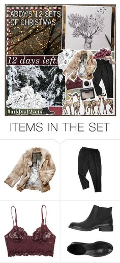 """""""12 DAYS LEFT OF 12 SETS OF CHRISTMAS!"""" by adal1ne ❤ liked on Polyvore featuring art, TalisLittleTag, melsunicorns, MeenaGotTagged and gottatagrandomn3ss"""