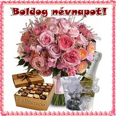 Happy Name Day, Happy Names, Place Cards, About Me Blog, Happy Birthday, Place Card Holders, Pictures, Hungary, Tableware