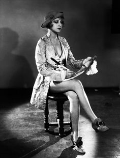 Dolores Brinkman, 1920s, photo by Ruth Harriet Louise