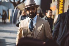 Pitti Uomo 91 #2 credits : Giacomo Mario Perotti | MenStyle1- Men's Style Blog