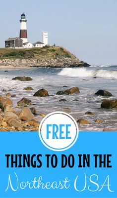 Whether you are traveling to Maine or Massachusetts, there are lots of free activities in the Northeast and in New England. Get the top picks for free things to do in the Northeast USA from veteran travelers.