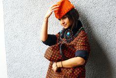 pullover, structured, fashion, moda, inspiration, get inspired, estruturado, moda, inspiração, tendencia, trend, street style, outfit, look, orange