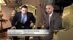Learn the #HardMoneyIndustry more before investing any money in it. Learn what #HardMoneyLenders want and what you need to pay to get a hard money loan.See if its the right way for you to go. For more details, contact Luis R. Tipacti, the Managing Partner of HML Investments, at 818-266-1194 today!