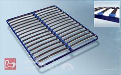 Βάση κρεβατιού με σανίδες  DS
