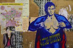 Jana & JS + RNST by urbanhearts, via Flickr #rnst #streetart #graffiti