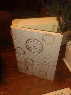 Caixa Livro Memórias