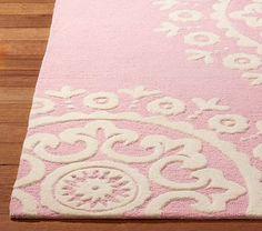 McKenna Rug - Pink #pbkids