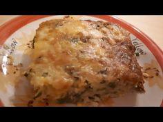 Η πιο γρήγορη κολοκυθόπιτα χωρίς φύλλο!!! - YouTube Mashed Potatoes, Healthy Recipes, Healthy Food, Food And Drink, Ethnic Recipes, Zucchini, Youtube, Food And Drinks, Food Food