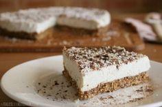 Raw Coconut Cream Pie, made with TIANA Fair Trade Organic Extra Virgin Coconut Oil, TIANA Raw Coconut Goodness and TIANA Raw Active Honey