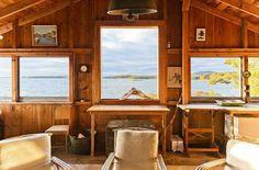 Indian Head Camp: Walter Lippmann's Rustic Cabin Retreat in Maine