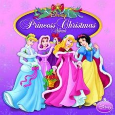 Disney Princesses Christmas Album!