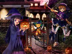 card captor sakura Part 13 - - Anime Image Wallpaper Background Design, Cute Wallpaper Backgrounds, Girl Wallpaper, Cute Wallpapers, Cardcaptor Sakura, Syaoran, Anime Halloween, Halloween Jack, Tim Burton